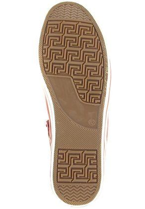 MUSTANG - Damen High Top Sneaker - Rot Schuhe in Übergrößen – Bild 3