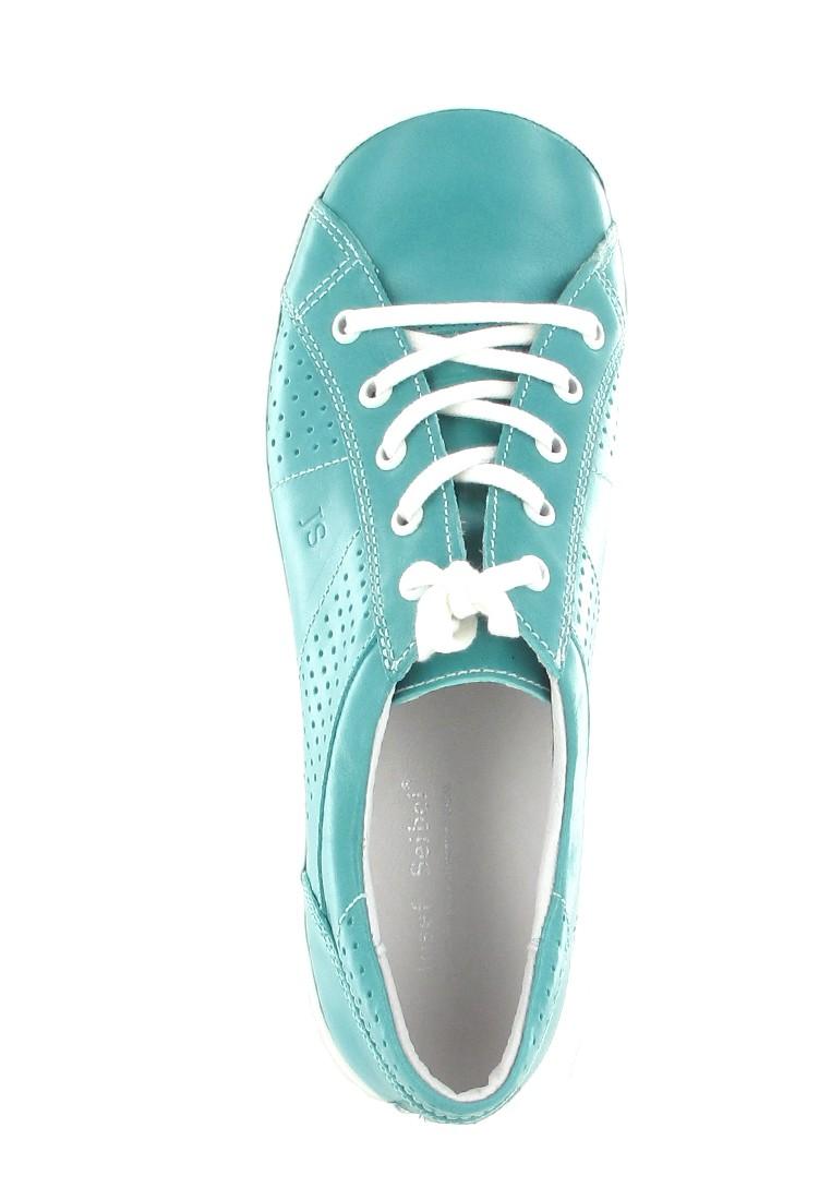 JOSEF SEIBEL - Lilo 13 - Damen Halbschuhe - Türkis Schuhe in Übergrößen – Bild 7