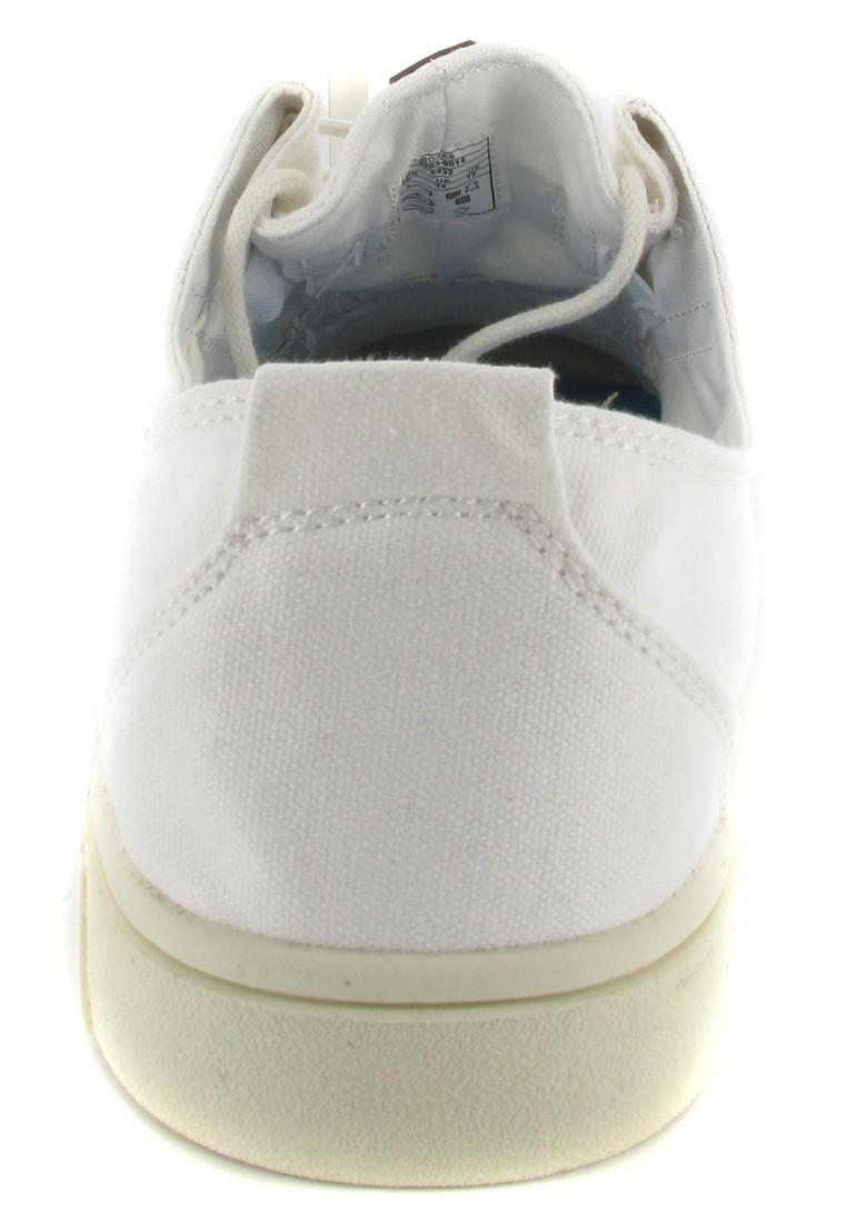 Boras Sneaker in Übergrößen Weiß 3203-0014 große Herrenschuhe – Bild 2
