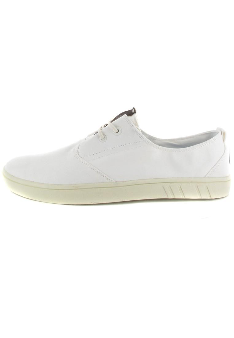 Boras Sneaker in Übergrößen Weiß 3203-0014 große Herrenschuhe – Bild 5