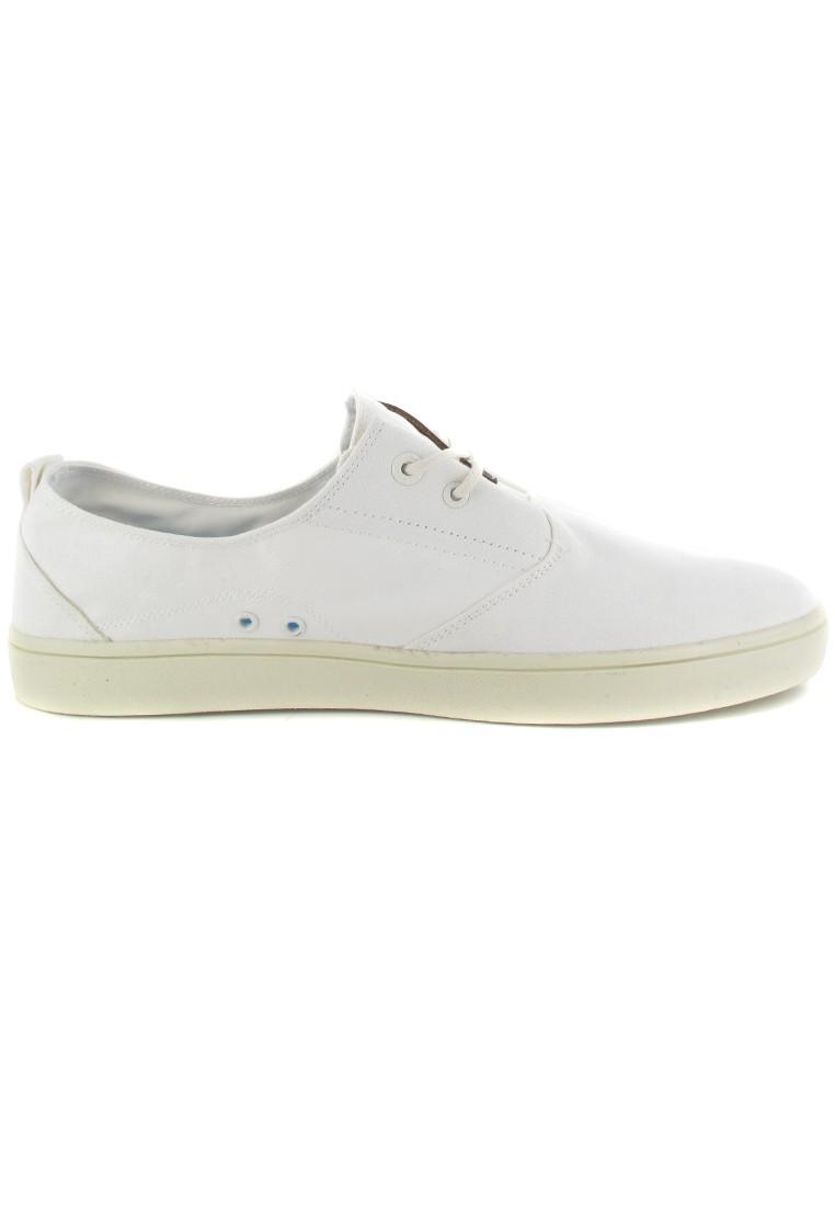 Boras Sneaker in Übergrößen Weiß 3203-0014 große Herrenschuhe – Bild 6