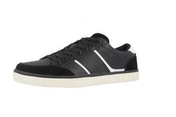 SALE - BORAS - Vista Lo - Herren Halbschuhe - Schwarz Schuhe in Übergrößen – Bild 1