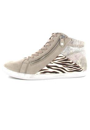 GABOR comfort - Damen High Top Sneaker - Beige Schuhe in Übergrößen – Bild 5