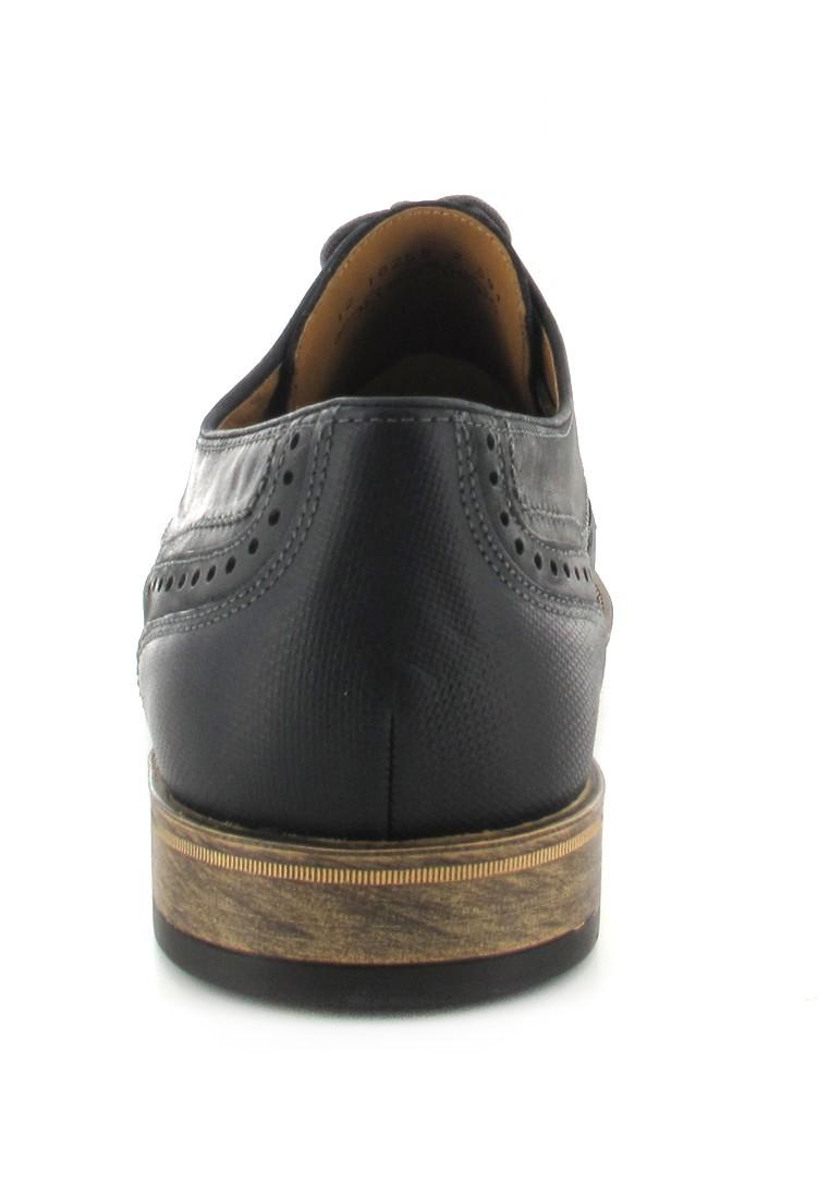 SALE - FRETZ MEN - Tosco - Herren Business Schuhe - Schwarz Schuhe in Übergrößen – Bild 2