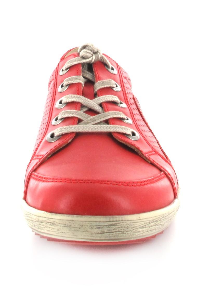 JOSEF SEIBEL - Dany 21 - Damen Halbschuhe - Rot Schuhe in Übergrößen – Bild 4