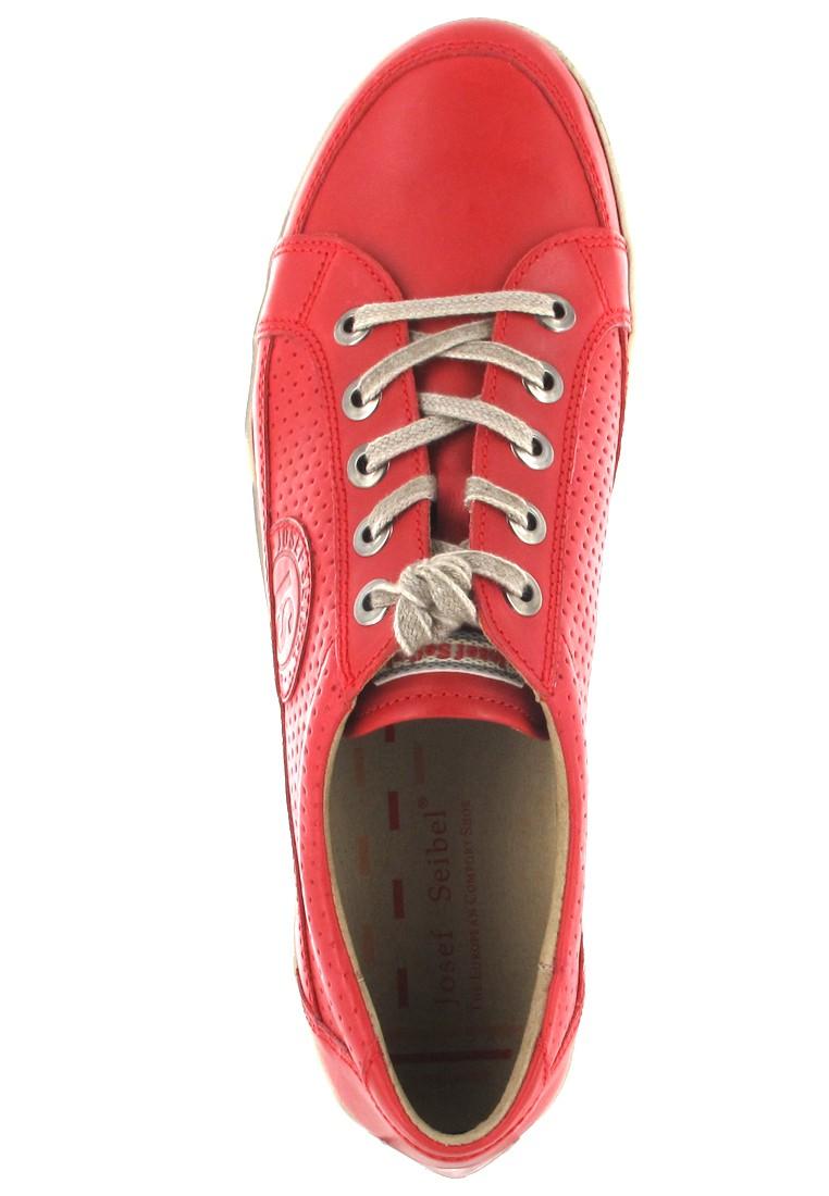 JOSEF SEIBEL - Dany 21 - Damen Halbschuhe - Rot Schuhe in Übergrößen – Bild 7