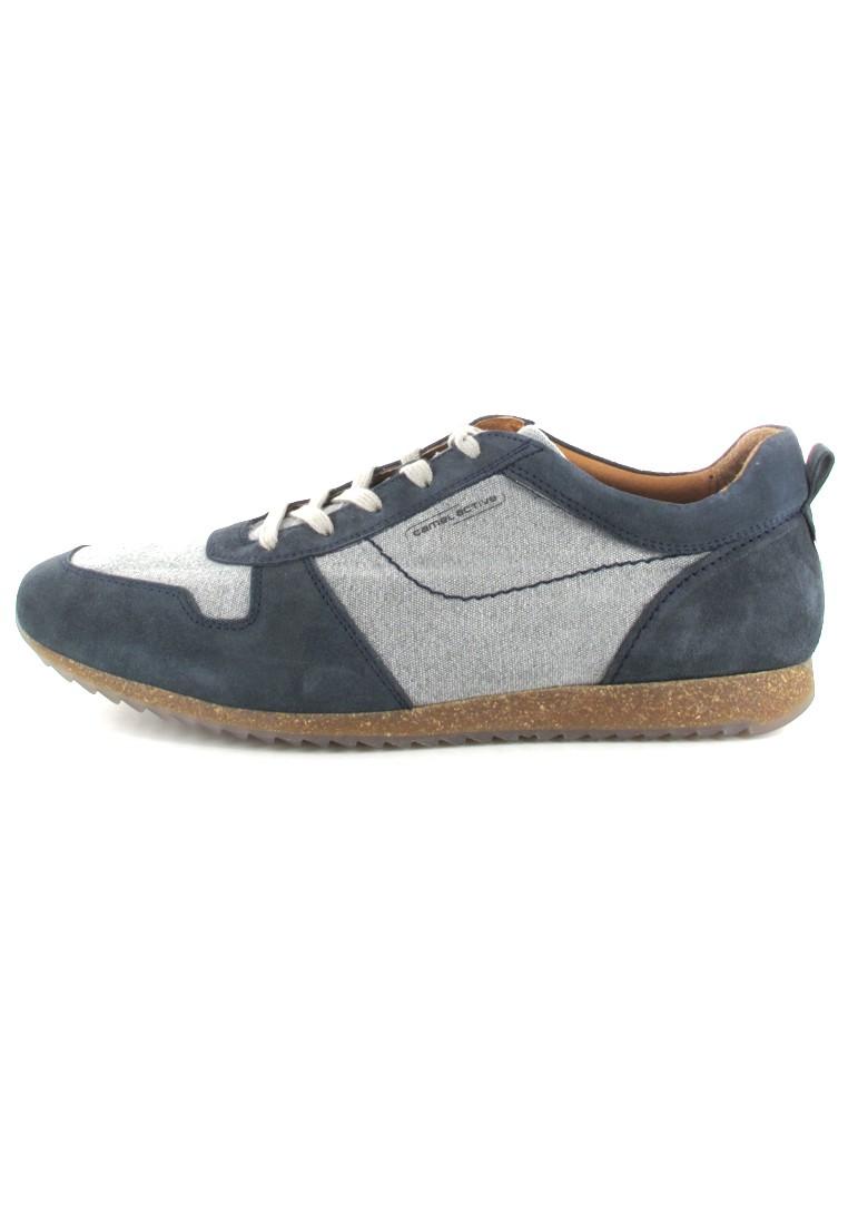 SALE - CAMEL ACTIVE - Olympia - Herren Halbschuhe - Blau Schuhe in Übergrößen – Bild 5