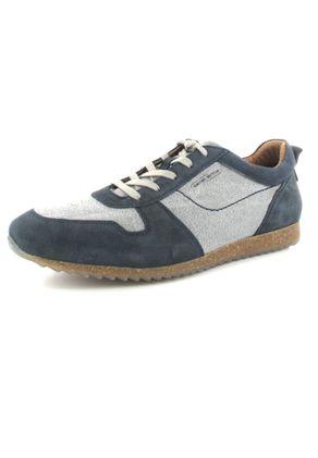 SALE - CAMEL ACTIVE - Olympia - Herren Halbschuhe - Blau Schuhe in Übergrößen – Bild 1