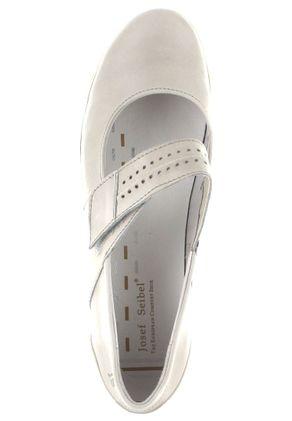 JOSEF SEIBEL - Dany 17 - Damen Ballerinas - Grau Schuhe in Übergrößen – Bild 7