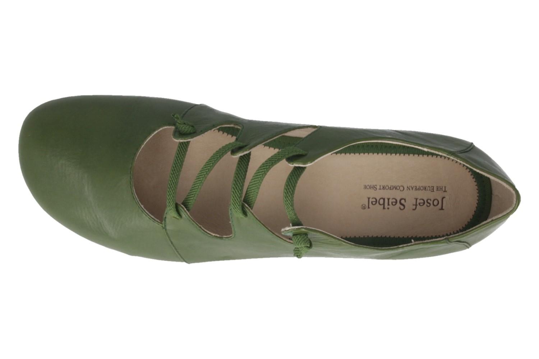 Josef Seibel Ballerinas in Übergrößen Grün 87204 971 244 große Damenschuhe – Bild 4