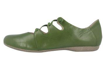Josef Seibel Fiona 04 Ballerinas in Übergrößen Grün 87204 971 244 große Damenschuhe – Bild 2