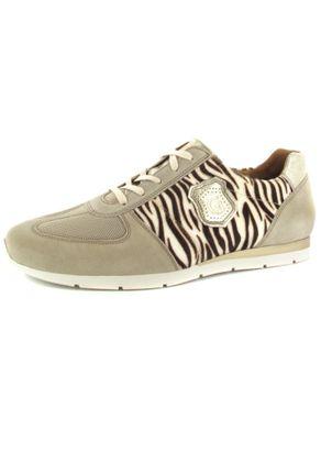 GABOR comfort - Damen Sneaker - Beige Schuhe in Übergrößen – Bild 1