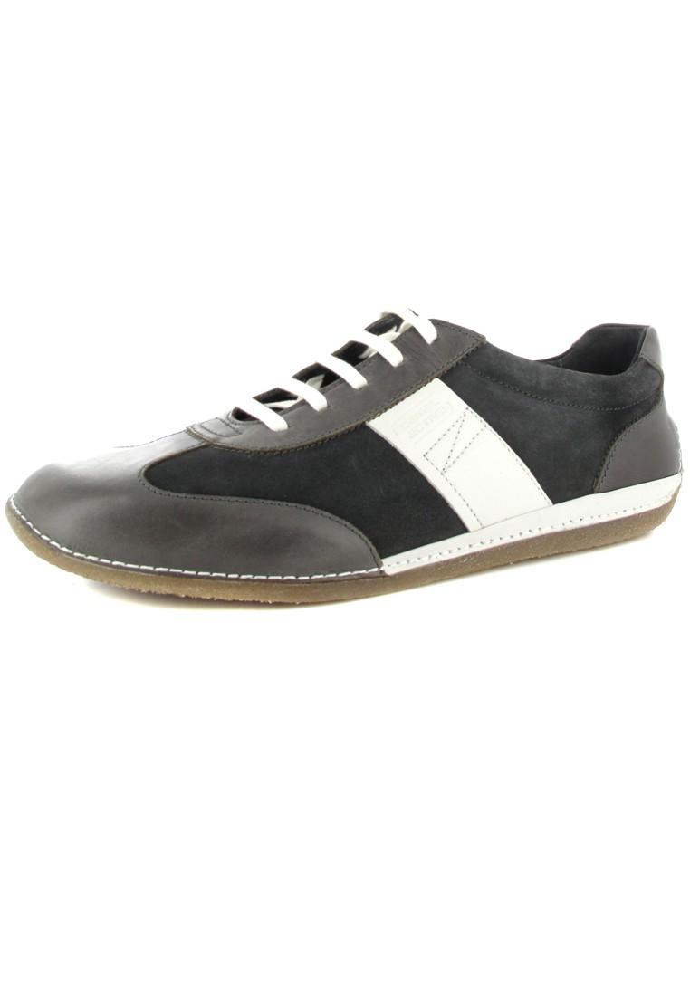 SALE - CAMEL ACTIVE - Georgia - Herren Halbschuhe - Grau Schuhe in Übergrößen – Bild 1