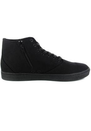 Boras Sneaker in Übergrößen Schwarz 3087-0001 große Herrenschuhe – Bild 6