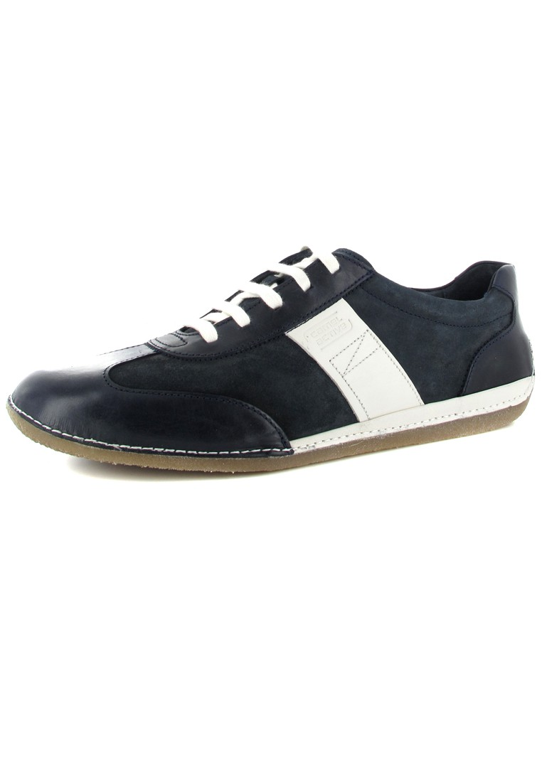 SALE - CAMEL ACTIVE - Georgia - Herren Halbschuhe - Blau Schuhe in Übergrößen – Bild 1