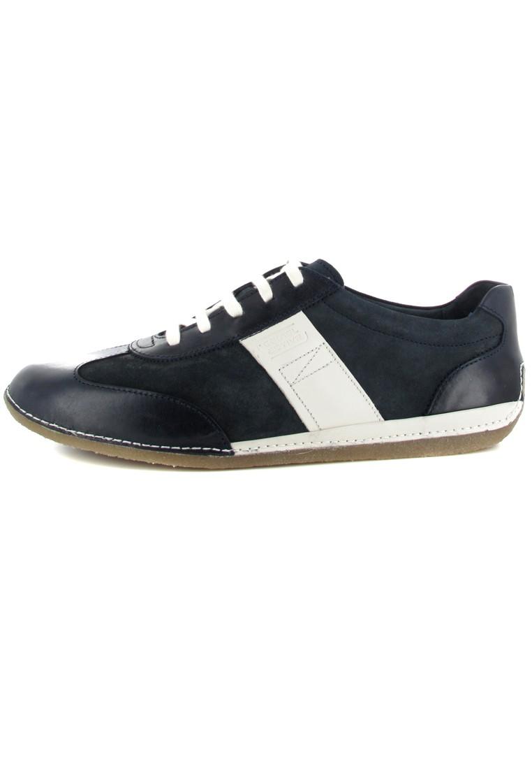 SALE - CAMEL ACTIVE - Georgia - Herren Halbschuhe - Blau Schuhe in Übergrößen – Bild 5