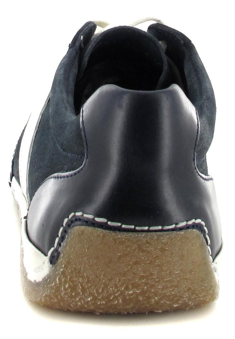 SALE - CAMEL ACTIVE - Georgia - Herren Halbschuhe - Blau Schuhe in Übergrößen – Bild 2
