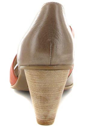 Fidji Sandaletten in Übergrößen Braun P07 V135 000 große Damenschuhe – Bild 2