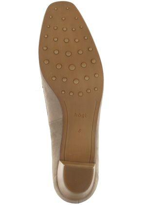 HÖGL - Damen Pumps - Braun Schuhe in Übergrößen – Bild 3