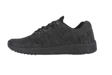 Boras Sneaker in Übergrößen Schwarz 3191-0124 große Herrenschuhe – Bild 2