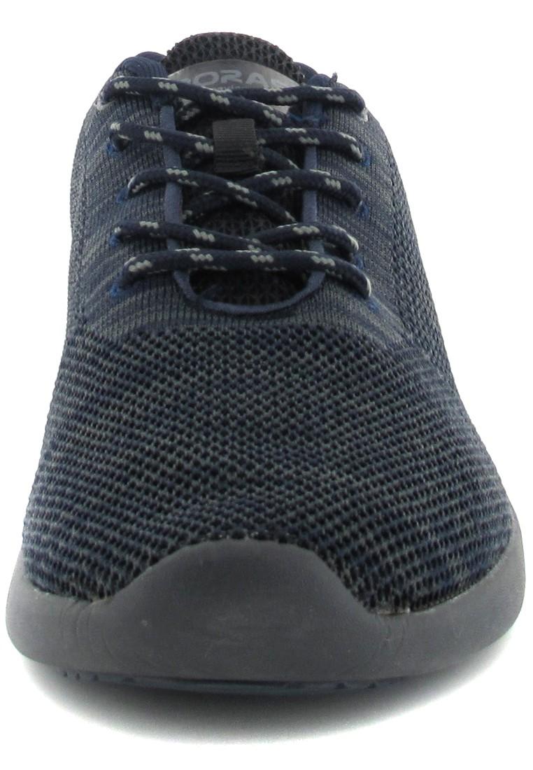Boras Sneaker in Übergrößen Blau 3191-0721 große Herrenschuhe – Bild 4