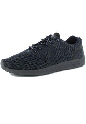 Boras Sneaker in Übergrößen Blau 3191-0721 große Herrenschuhe – Bild 1