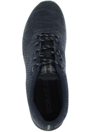 SALE - BORAS - Phantom - Herren Sneaker - Blau Schuhe in Übergrößen – Bild 7