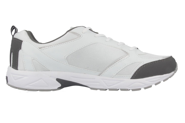 Lico Sportschuhe in Übergrößen Weiß 110083 / 110084 große Herrenschuhe – Bild 2