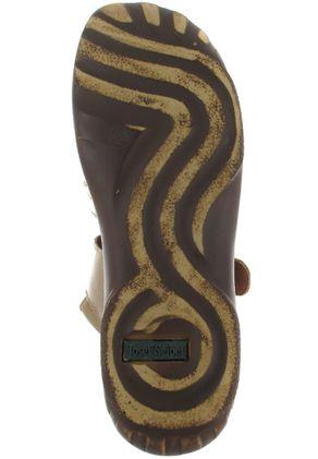 JOSEF SEIBEL - Debra 15 - Damen Sandalen - Braun Schuhe in Übergrößen – Bild 3