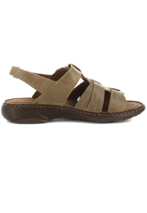 JOSEF SEIBEL - Debra 15 - Damen Sandalen - Braun Schuhe in Übergrößen – Bild 6