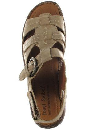 JOSEF SEIBEL - Debra 15 - Damen Sandalen - Braun Schuhe in Übergrößen – Bild 7