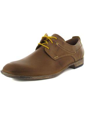 SALE - FRETZ MEN - Tosco - Herren Business Schuhe - Braun Schuhe in Übergrößen – Bild 1