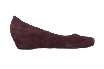 HÖGL - Damen Keil-Pumps - Lila Schuhe in Übergrößen – Bild 3