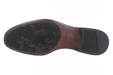 Fretz Men Business-Schuhe in Übergrößen Schwarz 9411.0662-51 große Herrenschuhe – Bild 6