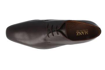 SALE - MANZ - Essex - Herren Business Schuhe - Braun Schuhe in Übergrößen – Bild 4