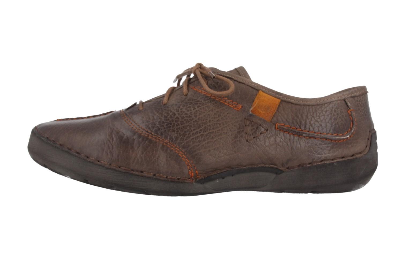 JOSEF SEIBEL - Fallon - Damen Halbschuhe - Grau Schuhe in Übergrößen – Bild 2