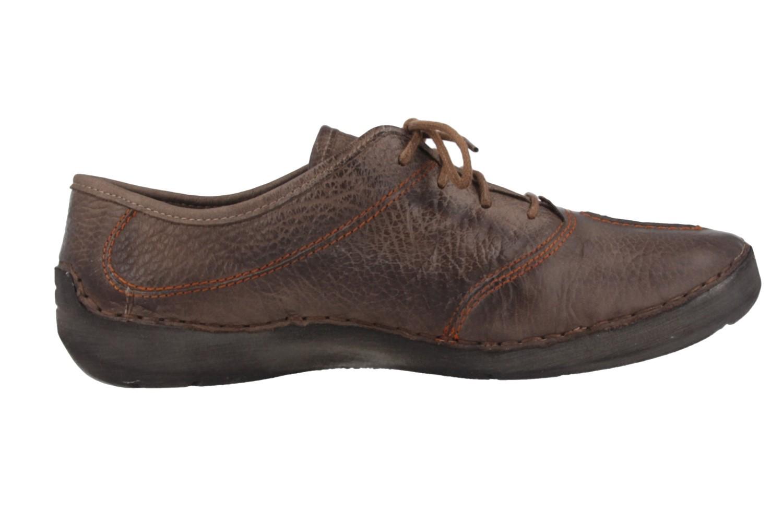 JOSEF SEIBEL - Fallon - Damen Halbschuhe - Grau Schuhe in Übergrößen – Bild 3