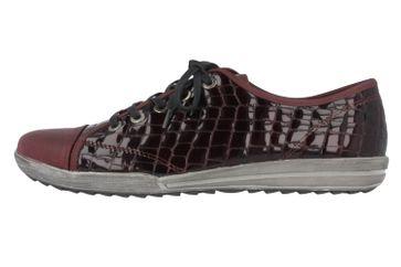 JOSEF SEIBEL - Dany 40 - Damen Halbschuhe - Lack Rot Schuhe in Übergrößen – Bild 2