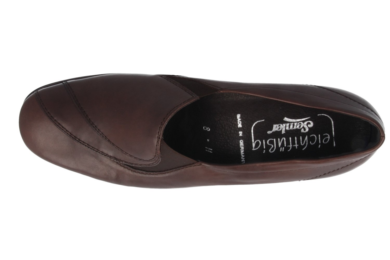 SEMLER - Ria - Damen Slipper - Braun Schuhe in Übergrößen – Bild 4
