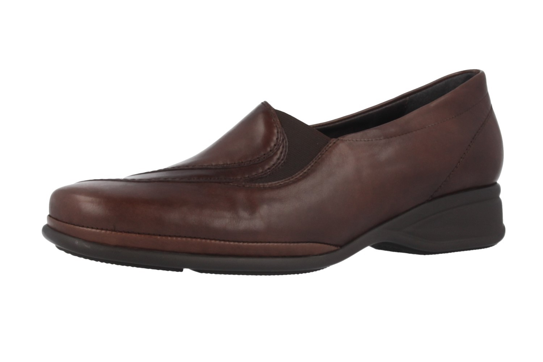 SEMLER - Ria - Damen Slipper - Braun Schuhe in Übergrößen – Bild 1