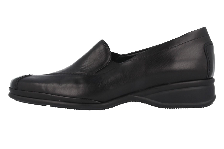 SEMLER - Ria - Damen Slipper - Schwarz Schuhe in Übergrößen – Bild 2