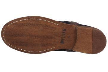 MUSTANG - Damen Chelsea Boots - Blau Schuhe in Übergrößen – Bild 5