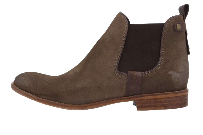 Mustang Shoes Boots in Übergrößen Braun 2830-514-308 große Damenschuhe – Bild 2