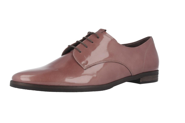 SALE - GABOR comfort - Damen Halbschuhe - Lack Violett Schuhe in Übergrößen – Bild 1