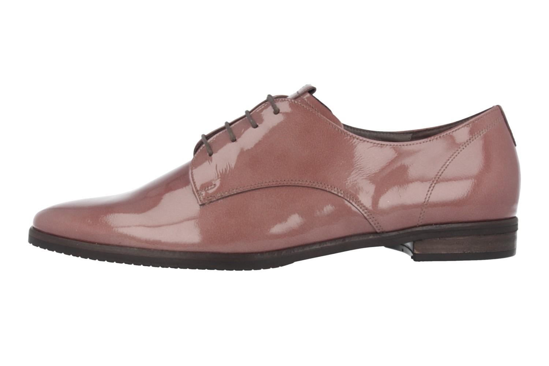 SALE - GABOR comfort - Damen Halbschuhe - Lack Violett Schuhe in Übergrößen – Bild 2