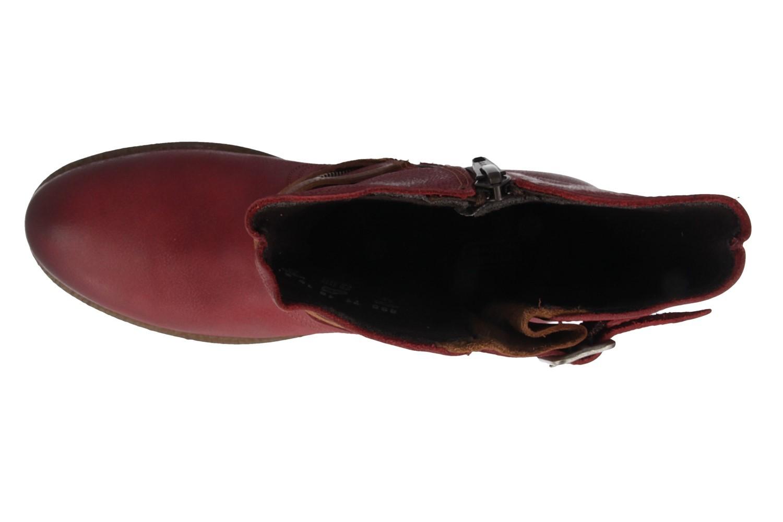 Camel Active Boots in Übergrößen Rot 835.71.03 große Damenschuhe – Bild 4