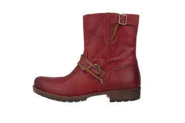 Camel Active Boots in Übergrößen Rot 835.71.03 große Damenschuhe – Bild 2
