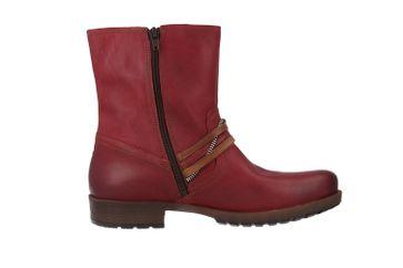 SALE - CAMEL ACTIVE - Taiga - Damen Boots - Rot Schuhe in Übergrößen – Bild 3