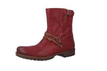 Camel Active Boots in Übergrößen Rot 835.71.03 große Damenschuhe – Bild 1