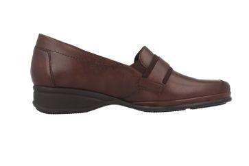 SEMLER - Ria - Damen Slipper - Braun Schuhe in Übergrößen – Bild 3